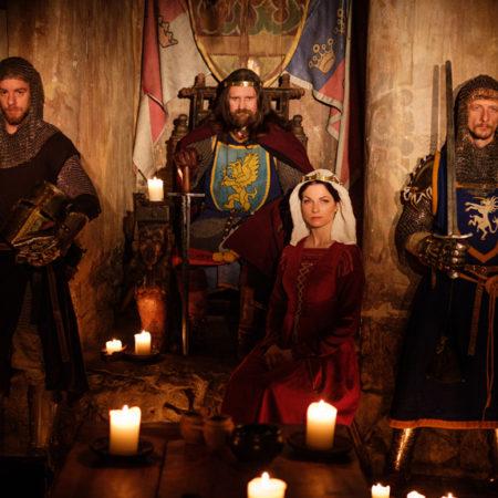Costumes médiévaux