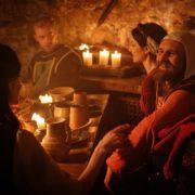 Banquet médiéval