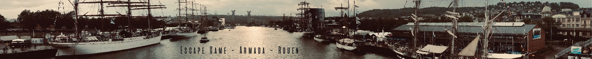 Escape Game Armada Rouen 2019
